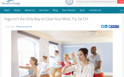 Proactive Health Labs - A doctor-reviewed article that gives an alternative to yoga.